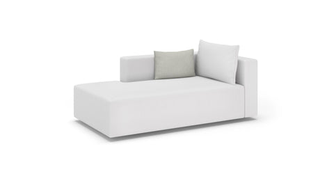Lindsey Left Face Chaise - Modern HD