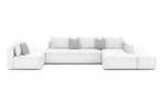 Lindsey Right Face Sectional - Modern HD