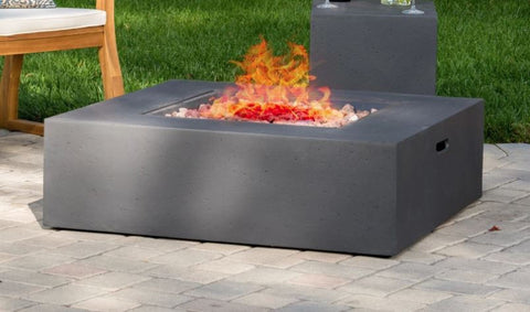 Titus Fire Table - Modern HD