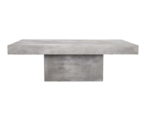 Slab Coffee Table - Modern HD