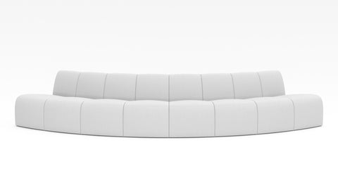 Wave Outward Sectional - Modern HD