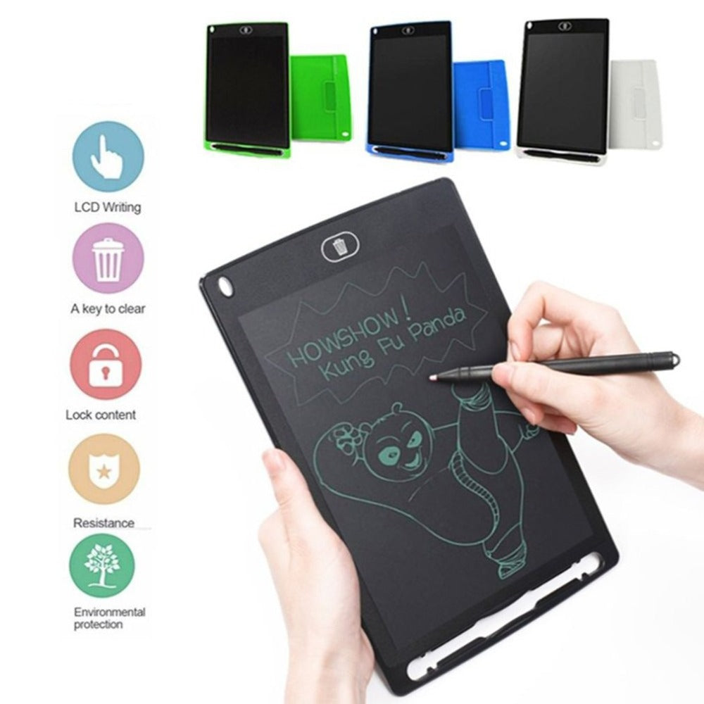 8.5 Inch Writing Drawing Tablet Notepad Digital LCD Graphic Board Handwriting Bulletin Board for Education