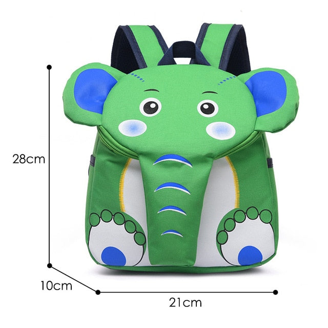 Fashion 3D Mermaid School Bags For Girls Cute Toddler Kids School Backpack Classical Cartoon Design Children Travel Bags Mochila