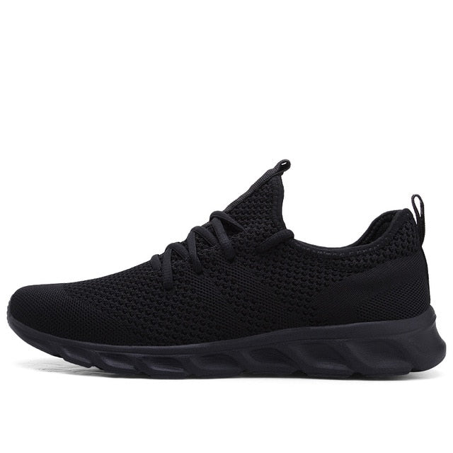 Hot Sale Light Running Shoes Comfortable Casual Men's Sneaker Breathable Non-slip Wear-resistant Outdoor Walking Men Sport Shoes