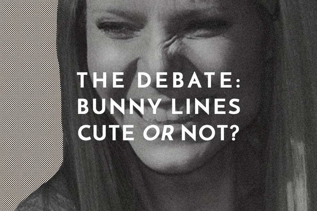Bunny Lines, Cute or Big No-No?