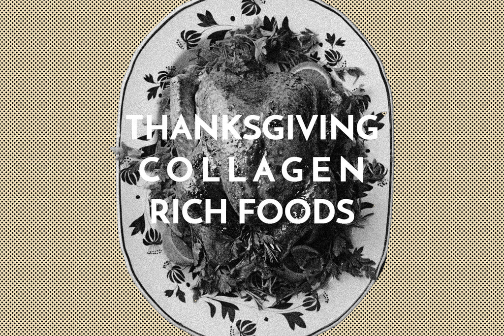 3 Thanksgiving Collagen Rich Foods