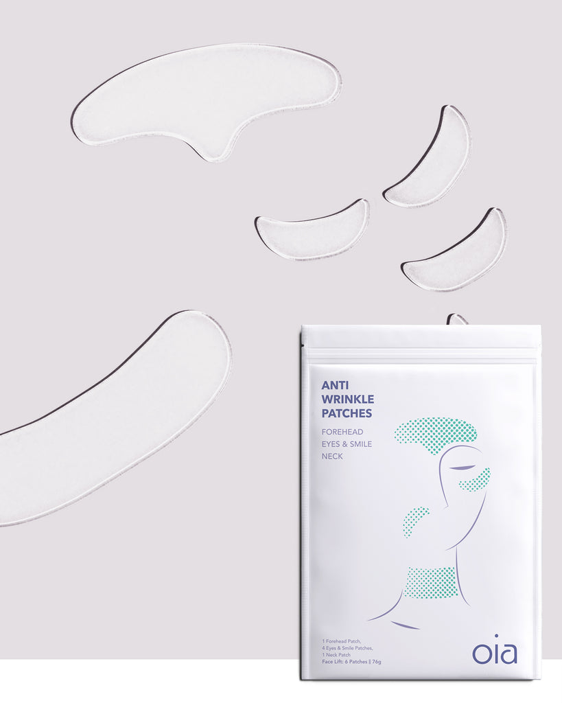 Anti-Wrinkle Patches for Face Lift