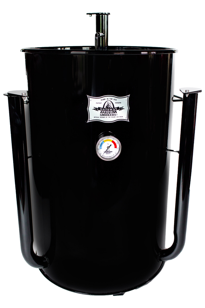 Gateway Drum 55 Gallon Sizzle w/ Logo Plate