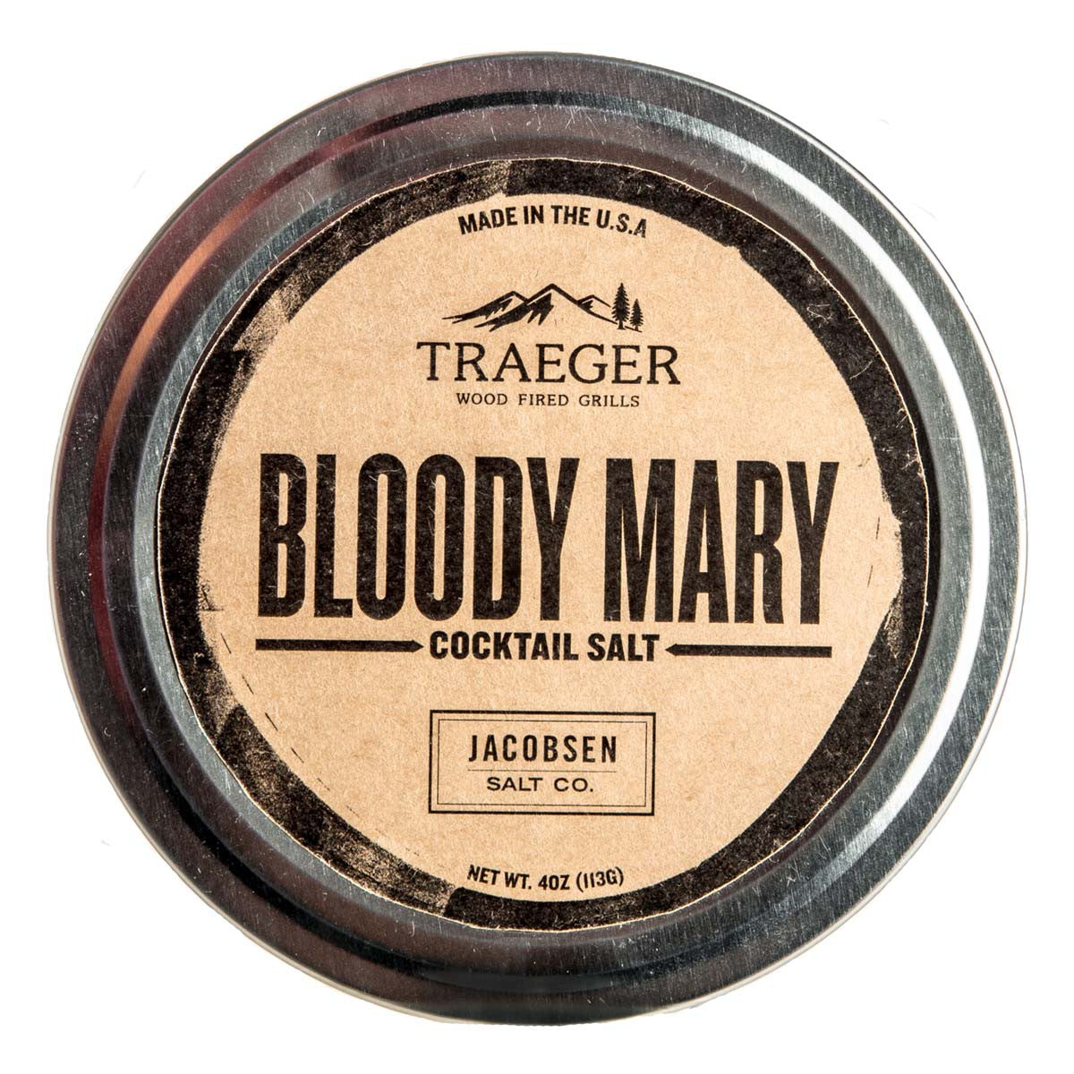 Traeger Smoked Bloody Mary Salt