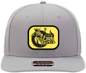 #CornCookers Patch Hat
