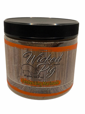 Wicked Pig Tenderizing Marinade