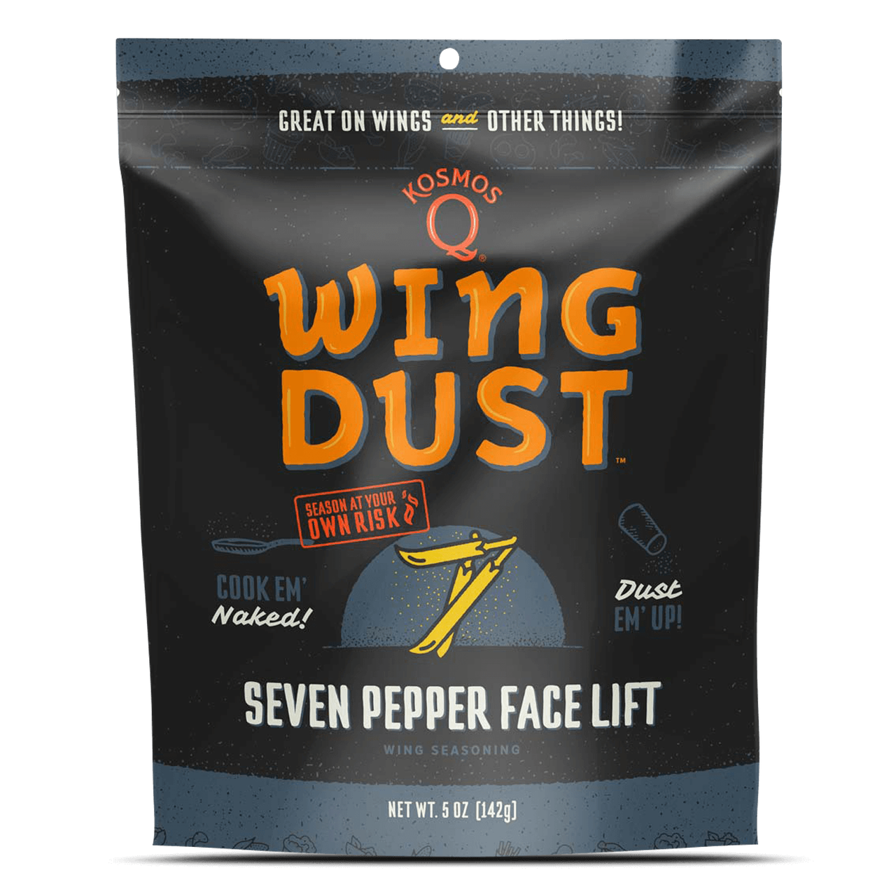 Kosmos Seven Pepper Wing Dust