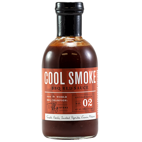 Tuffy Stone's Cool Smoke Red BBQ Sauce