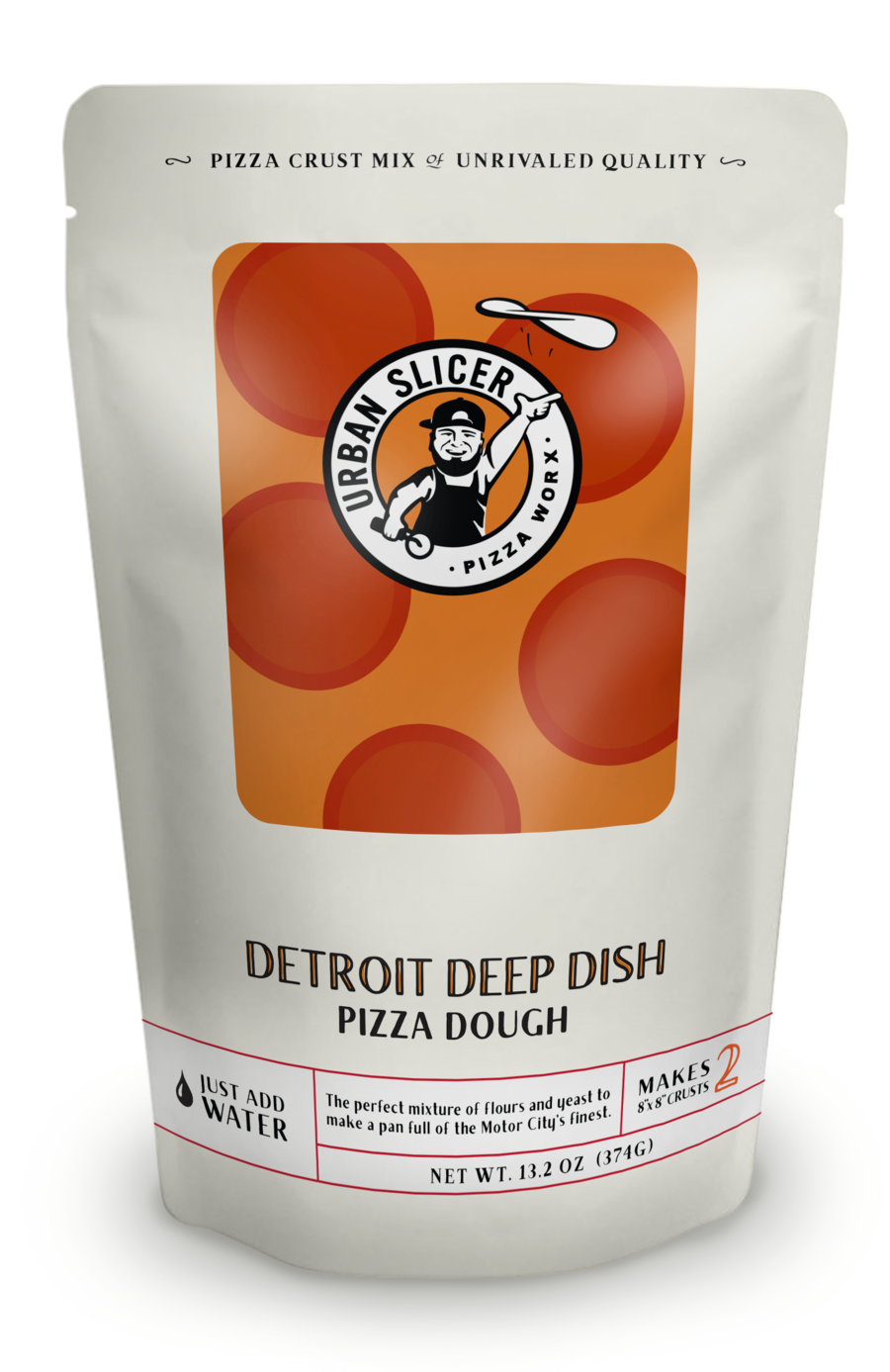 Urban Slicer Detroit Pizza Dough Mix