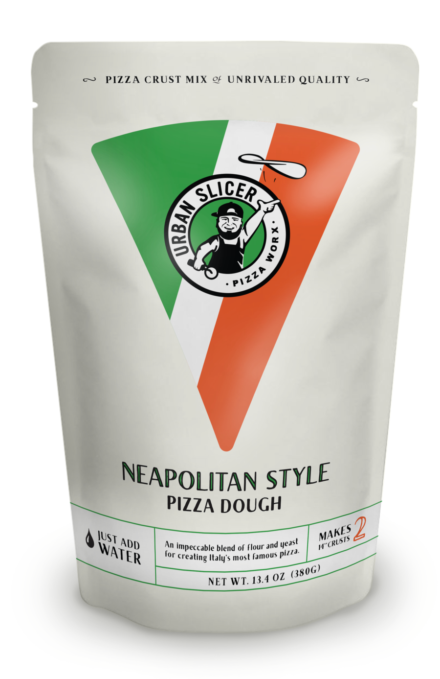 Urban Slicer Neapolitan Dough Mix