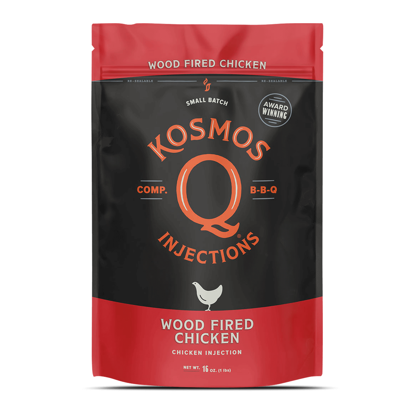 Kosmos Wood-Fired Chicken Injection