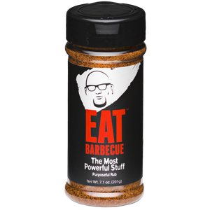 EAT Barbecue The Most Powerful Stuff Rub