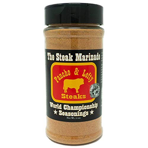 The Steak Marinade