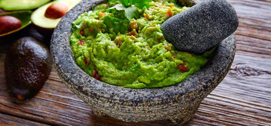 Easy Hemp Guacamole Recipe