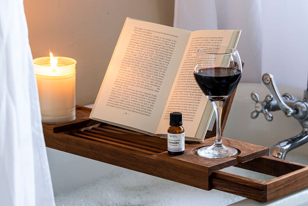 How to relax with essential oils