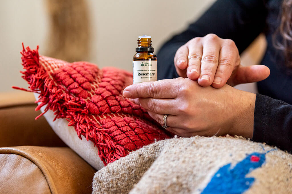 How to roll on essential oils