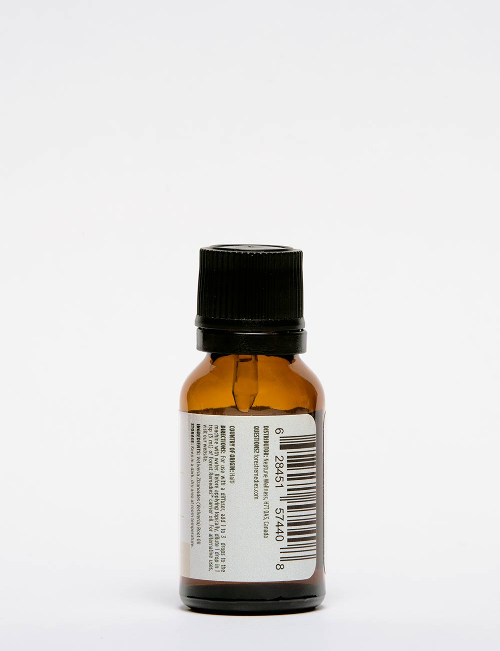 Vetiver Heart Essential Oil