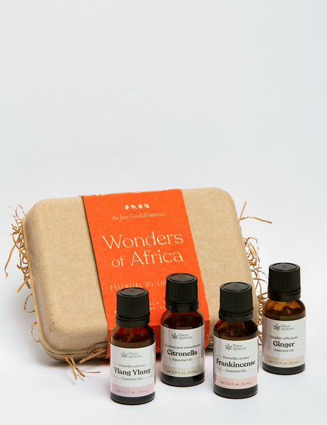 Jane Goodall Wonders of Africa Essential Oils