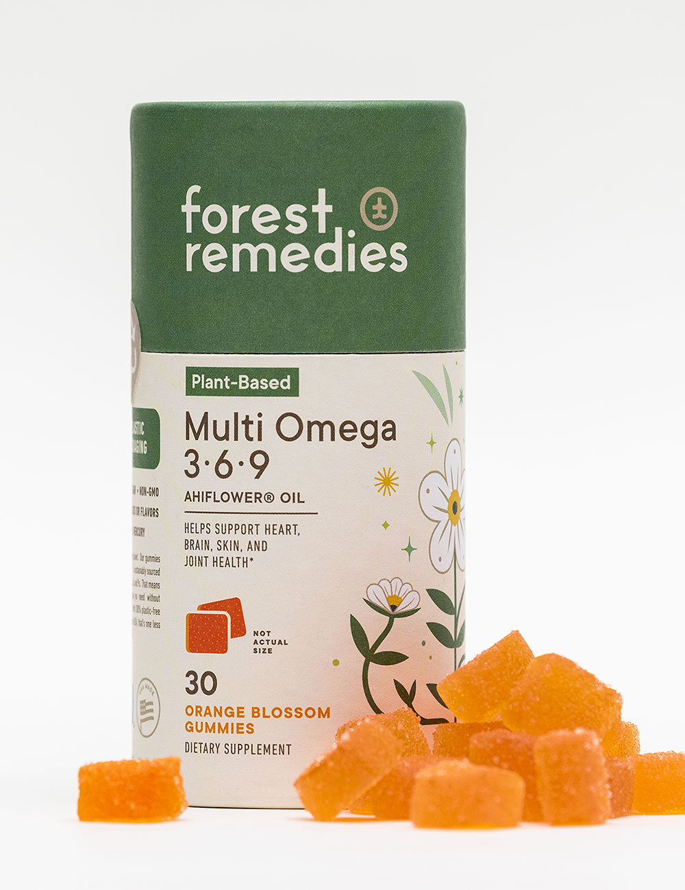 Multi-Omega 3-6-9 with Ahiflower Oil Gummies