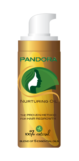 Pandora Nurturing Hair Oil