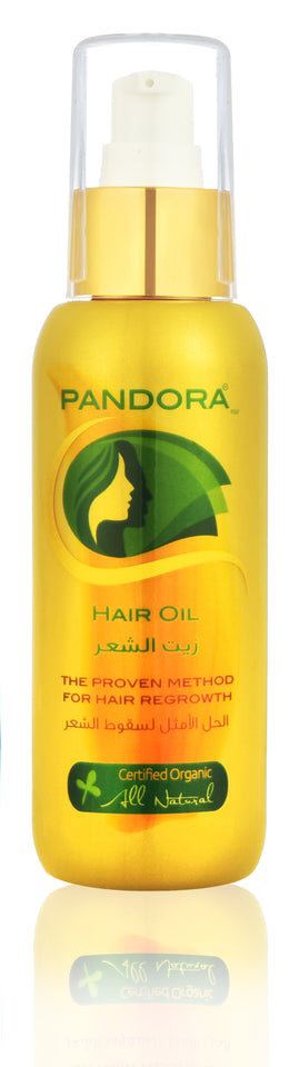 NURTURING HAIR OIL