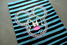 Load image into Gallery viewer, Mickey Mouse Inspired Contemporary Drawing - Naomi Vona Art