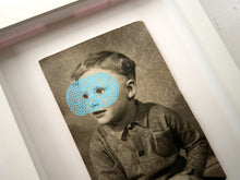 Load image into Gallery viewer, Framed Portrait Collage Artwork For Sale - Naomi Vona Art