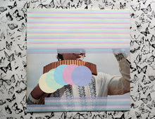 Load image into Gallery viewer, Mixed Media Collage Art On LP Cover - Naomi Vona Art