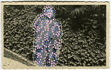 Load image into Gallery viewer, Dotted Art Composition On Vintage Portrait Photography - Naomi Vona Art