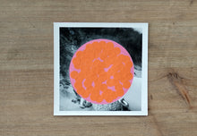Load image into Gallery viewer, Purple Orange Abstract Collage On Vintage Photography - Naomi Vona Art