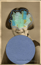 Load image into Gallery viewer, Vintage Girl Art Collage - Naomi Vona Art