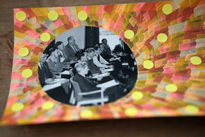 Art Classroom Surreal Collage - Naomi Vona Art