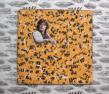 Load image into Gallery viewer, Mustard Yellow LP Cover Artwork Collage - Naomi Vona Art