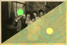 Load image into Gallery viewer, Vintage Group Photo Altered, Gift Idea For Artists - Naomi Vona Art