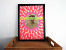 Load image into Gallery viewer, Neon Wall Art Gift Idea For Art Lovers - Naomi Vona Art
