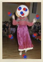 Load image into Gallery viewer, Vintage Photo Of Woman Dancing Altered By Hand - Naomi Vona Art