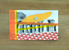 Load image into Gallery viewer, Retro Illustration Postcard Of Old Monument - Naomi Vona Art