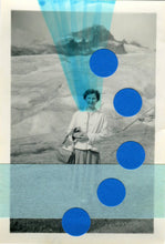Load image into Gallery viewer, Original Vintage Style Collage On Old Photographs - Naomi Vona Art