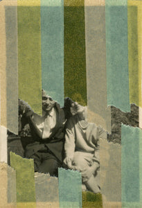 Fine Art Collage, Vintage Altered Photography - Naomi Vona Art