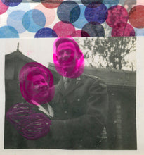 Load image into Gallery viewer, Happy Couple Photography Fine Art Collage - Naomi Vona Art