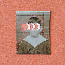 Load image into Gallery viewer, Paper Confetti Artwork On Old Photography - Naomi Vona Art