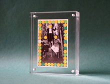 Load image into Gallery viewer, Group Photo Collage, Paper Confetti Decoration - Naomi Vona Art