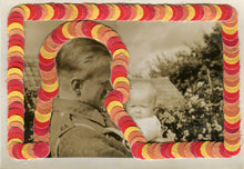 Load image into Gallery viewer, Father And Son Vintage Photo Art Collage - Naomi Vona Art