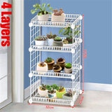 Iron Multi-layer Plant stand
