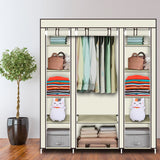 DIY Clothes Storage Cabinet Closet